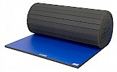 Lightweight mats by EZ Flex are fast and easy to transport and set up.