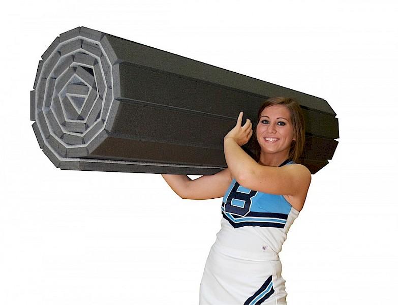 Home Practice Mats EZ Flex Sport Mats - Roll out patio flooring