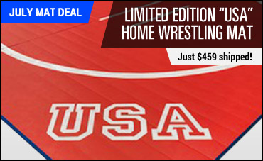 USA Home Wrestling Mat