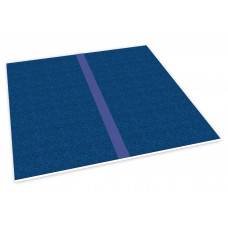 "Two-Piece 6' x 6' Carpet EVA Home Mat (1"" Thickness)"
