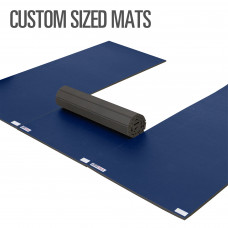 Custom EZ Flex Vinyl Home Mat