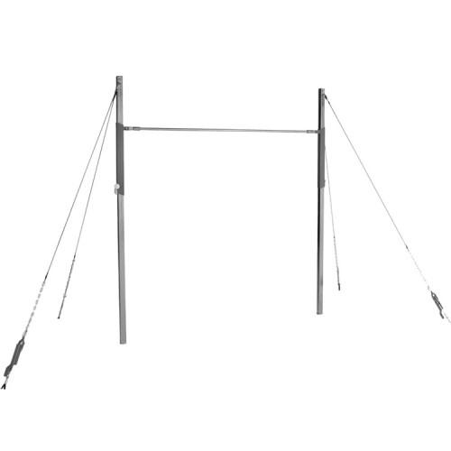 Adjustable Single Bar Trainer with Fiber Rail