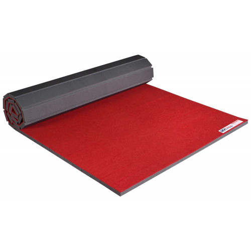 "[SALE] 5' x 10' Home Cheer & Gymnastics Mat (1-3/8"" Thickness)"