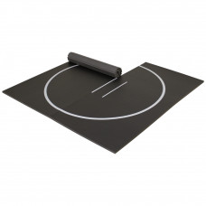 "10' x 10' Home Wrestling Mat (1-1/4"" Thickness)"