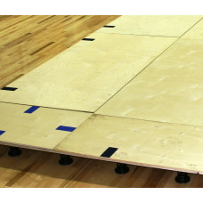 42' x 42' Sprung Deck