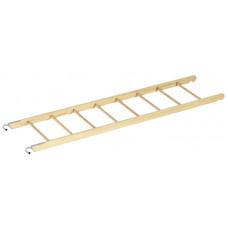 Wooden Ladder - Wide