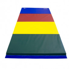 5' x 10' Rainbow Panel Mat