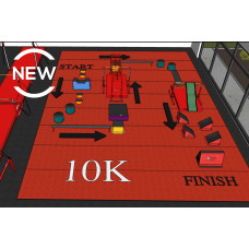 Shidoshi Obstacle Course Package - Intermediate