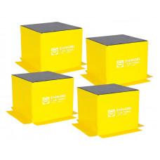 Block - Set of 4