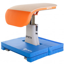 4' x 4' x 20cm Base Padding for Ergojet Vaulting Table